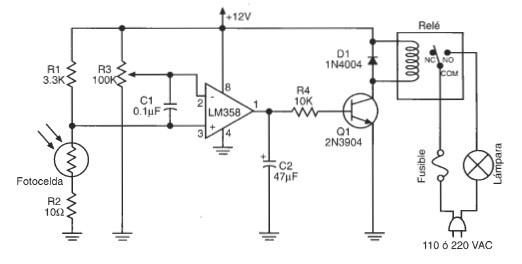 Circuito eléctronico