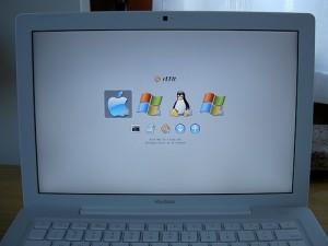 Boot Macbook