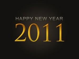 New Year 2011 - Greetings