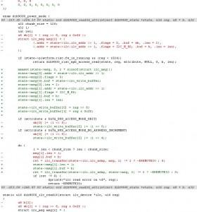 Parte del Kernel de Linux