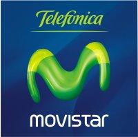 Logo de Telefonica Movistar
