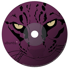 Carátula CD Ubuntu 11.10